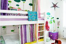 Will & Monty's room