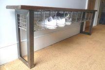 shoe storage / by Beck Rowaichi