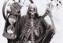 Reaper tattoo ideas