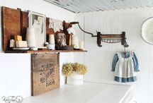 Laundry Room / by Deb LeMay