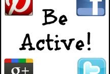 Social Media Tips + Tricks / Social Media tips and tricks for #wahm moms and #mompreneurs.