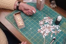 Mini Tutes Building / Tutorials related to dollhouse building