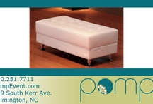 Pomp Collections: Benches