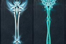 Fantasy Item Designs
