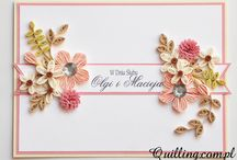 Quilling Cards - Inspiration