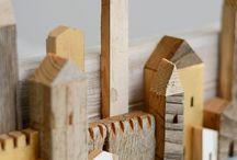 casinhas madeira