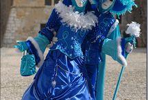 Carnaval van venetië