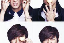 Kang Min Hyuk <3 love <3