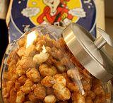 Pirate booty caramel corn
