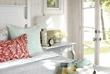 Beachy Theme / by Melissa @ Living Beautifully