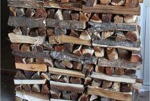 firewood storage no frames