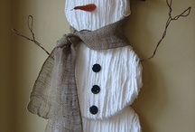 Christmas / I love to decorate for the holidays and I have found some really nice ideas on here, maybe you will too. / by Teresa Scroggins White