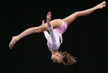 gotta luv gymnastics<3 / by Emily Snyder