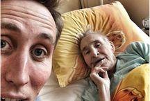 sajfa a jeho babicka