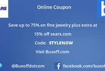 Buxoff Sears coupons