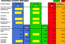 Small Business Tools / An array of tools and ideas for small business growth...