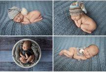 Newborn photography diy
