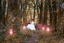 """2 - Wedding """"Forêt Enchantée"""" / Crédit Photos : Savi Tonelli Photographie"""