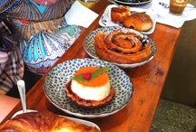 Favorite Places to Eat Out Sydney / Food that feeds the soul. / by Phi Nguyen