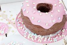Kuchen,Torten,Muffins und mehr / Auf dieser Pinnwand sind verschiedene Grundrezepte,sowie Motivtorten und Muffins.