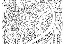 Artwork - Coloring! / How can you NOT love coloring?!