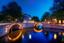 Travel   Amsterdam / by Brian Miller