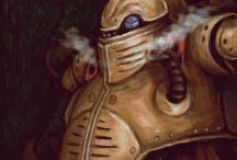 FanArt - Toriyama / Chrono Trigger, Dragon Quest, Akira Toriyama