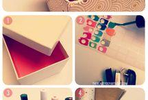 shoebox ideas