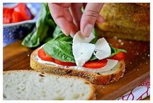 Alesig ♥ Sandwiches / Great ideas for delish sandwiches