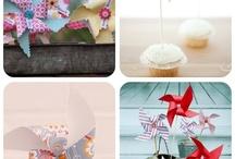 craft: pinwhell