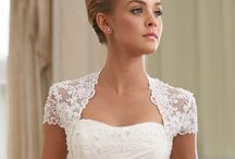 Bridal shoulders
