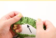 Knit | Techniques & Tutorials / Knitting Techniques & Tutorials