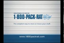 Moving and Storage Tips / At 1-800-PACK-RAT, we're experts in all things related to moving and storage.  Check out our helpful how-to guides, they'll help make life a bit easier. / by 1-800-PACK-RAT