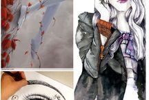 Kunst og inspirasjon