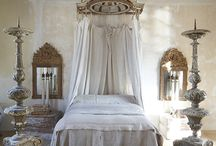 French bedrooms / Home decor