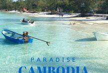 Cambodia Travel Inspiration
