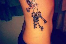 Tattoos I may want! / by Jerra Kozen