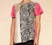 Fabulous New Tops for Spring 2013
