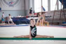 """Фото с тренировок """"Академии гимнастики"""""""