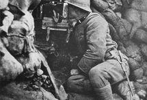 Grande Guerra ITALIA 1915-18 / Luoghi, fatti e persone che hanno vissuto gli eventi della Grande Guerra, sul fronte italo-austriaco.