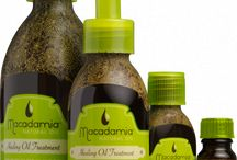 The Macadamia Family / Meet our line of Macadamia Natural Oil products