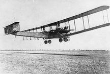 Airplanes - Military WW I