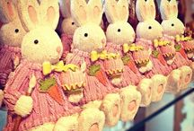 Easter / Easter gifts and decoration ideas