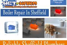 Boiler Installation In Sheffield