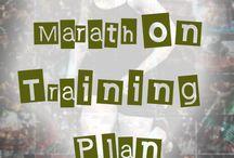 Marathon Training Ideas / by Erin Keene