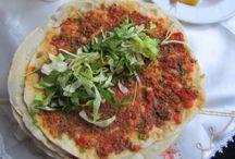 Turkse/ Marokkaanse  recepten