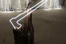 Installation / Large and odd things, often combined. / by Nick Goodenough