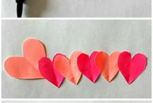 Valentine Day a Kids Craft