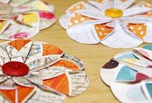 Scrapbook embellishments / by Heather Verde