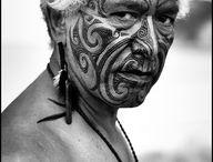 Ta Moko - Māori tattoo